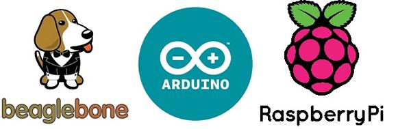Beagle Arduino RaspberryPi Logo