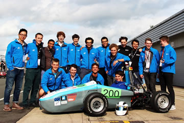 TeamBath Racing Electric