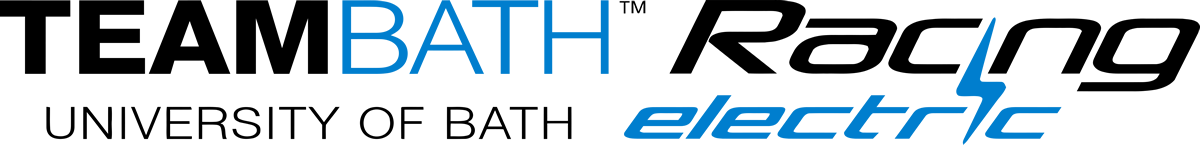 TeamBath Racing Electric Logo