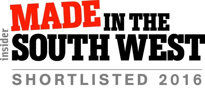 Shortlisted for Made in South West Award