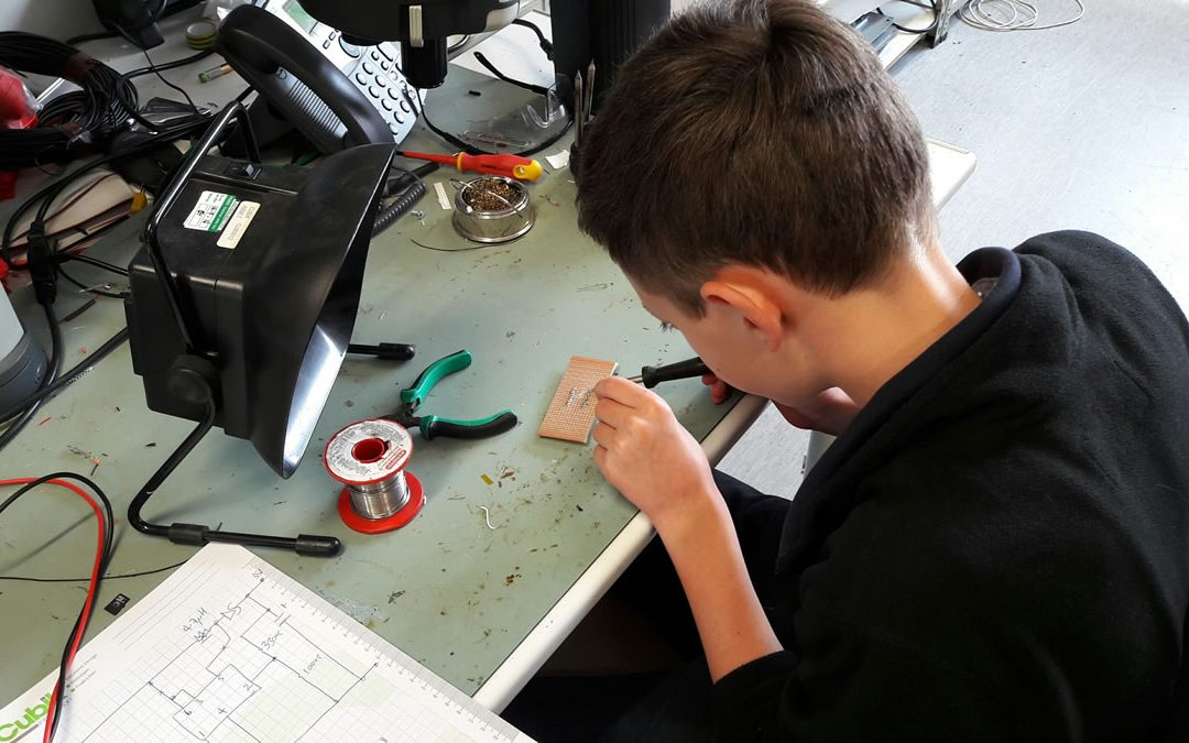 George Lear: Work Experience Diary