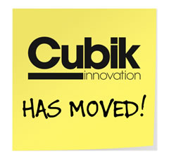 Cubik has Moved