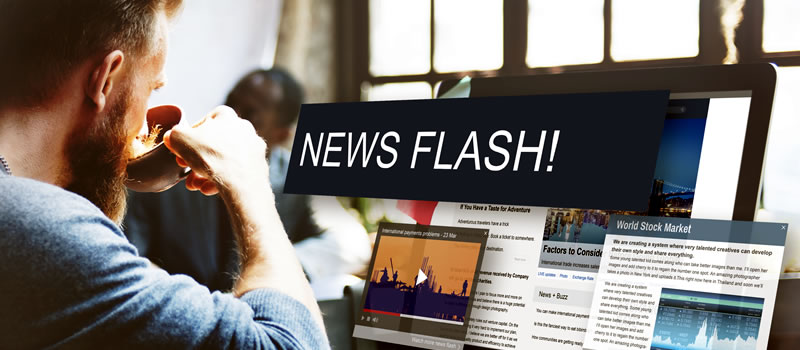 News Flash! Grant Funding Available