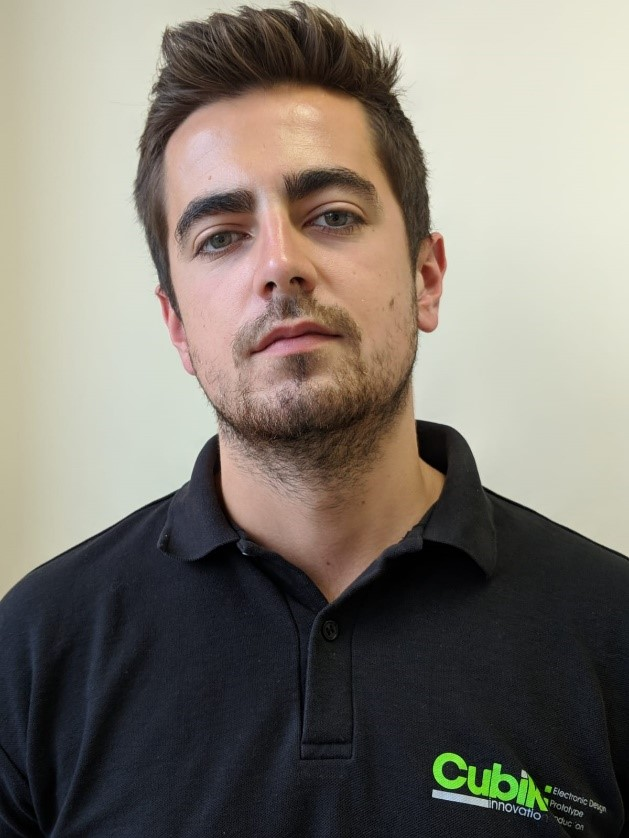 Jean Paul Astal-Stain, Design Engineer Intern 2017-2018