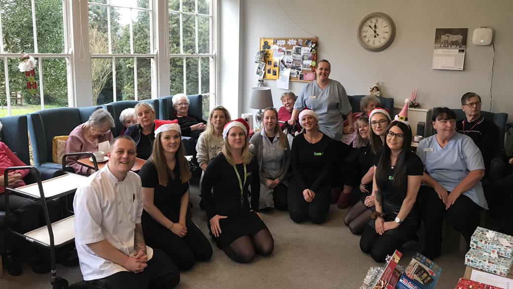 Cubik Care Home Christmas