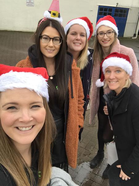 Cubik Christmas Team