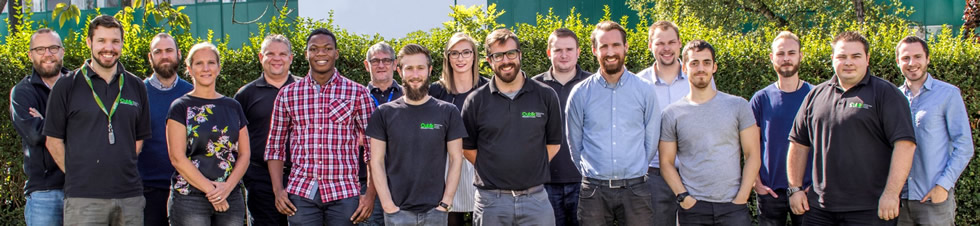 Cubik promotions lead to first full management team